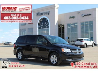2019 Dodge Grand Caravan SE Plus *Bluetooth! *Backup Camera! *Uconnect! Van
