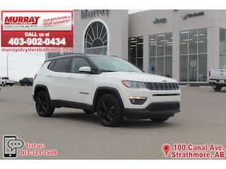 2019 Jeep Compass Altitude AWD *Heated Seats! *Remote Start! SUV