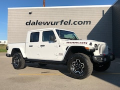 2020 Jeep Gladiator Rubicon | COMPANY DEMO | NAV | HITCH | Truck Crew Cab