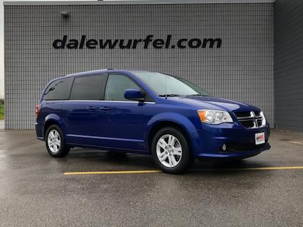 2019 Dodge Grand Caravan Crew | HTD SEATS | NAV | BACK UP CAM | Minivan