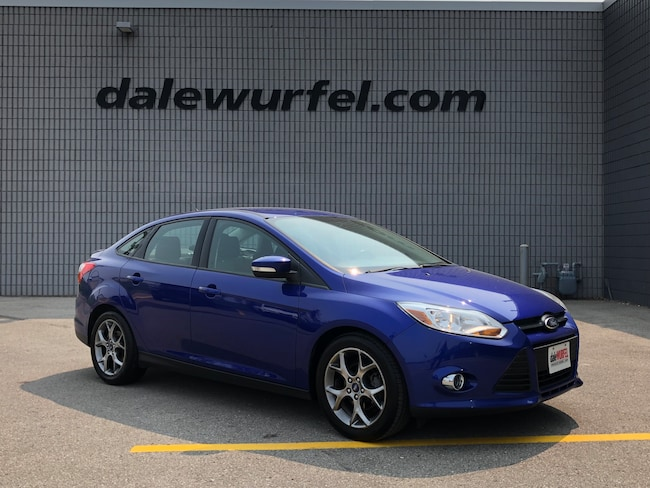 2013 Ford Focus SE | HTD SEATS | BACK UP SENSORS | Sedan