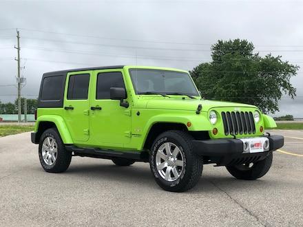 2013 Jeep Wrangler Unlimited Sahara | DUAL TOP | HTD SEATS | BLUETOOTH | SUV
