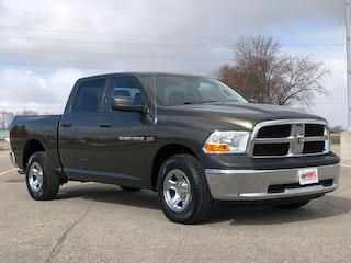 2012 Ram 1500 SXT | HITCH | BLUETOOTH | ONE OWNER | Truck Crew Cab