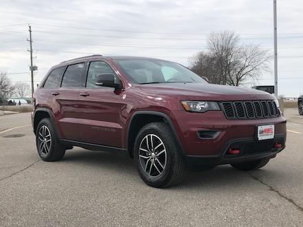 2018 Jeep Grand Cherokee Trailhawk   HITCH   SUNROOF   NAV   SUV