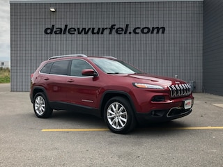 2015 Jeep Cherokee Limited | HTD SEATS | NAV | REMOTE START | SUV
