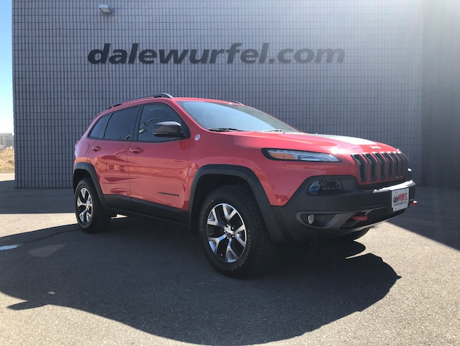 2017 Jeep Cherokee Trailhawk | TOW GROUP | NAV | LEATHER | SUV