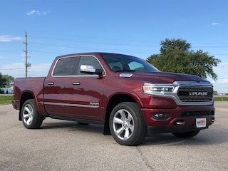 2020 Ram 1500 Limited | PANO ROOF | AIR SUSPENSION | NAV | Truck Crew Cab