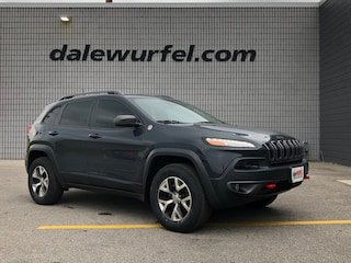 2016 Jeep Cherokee Trailhawk | NAV | SAFETY GROUP | HITCH | SUV