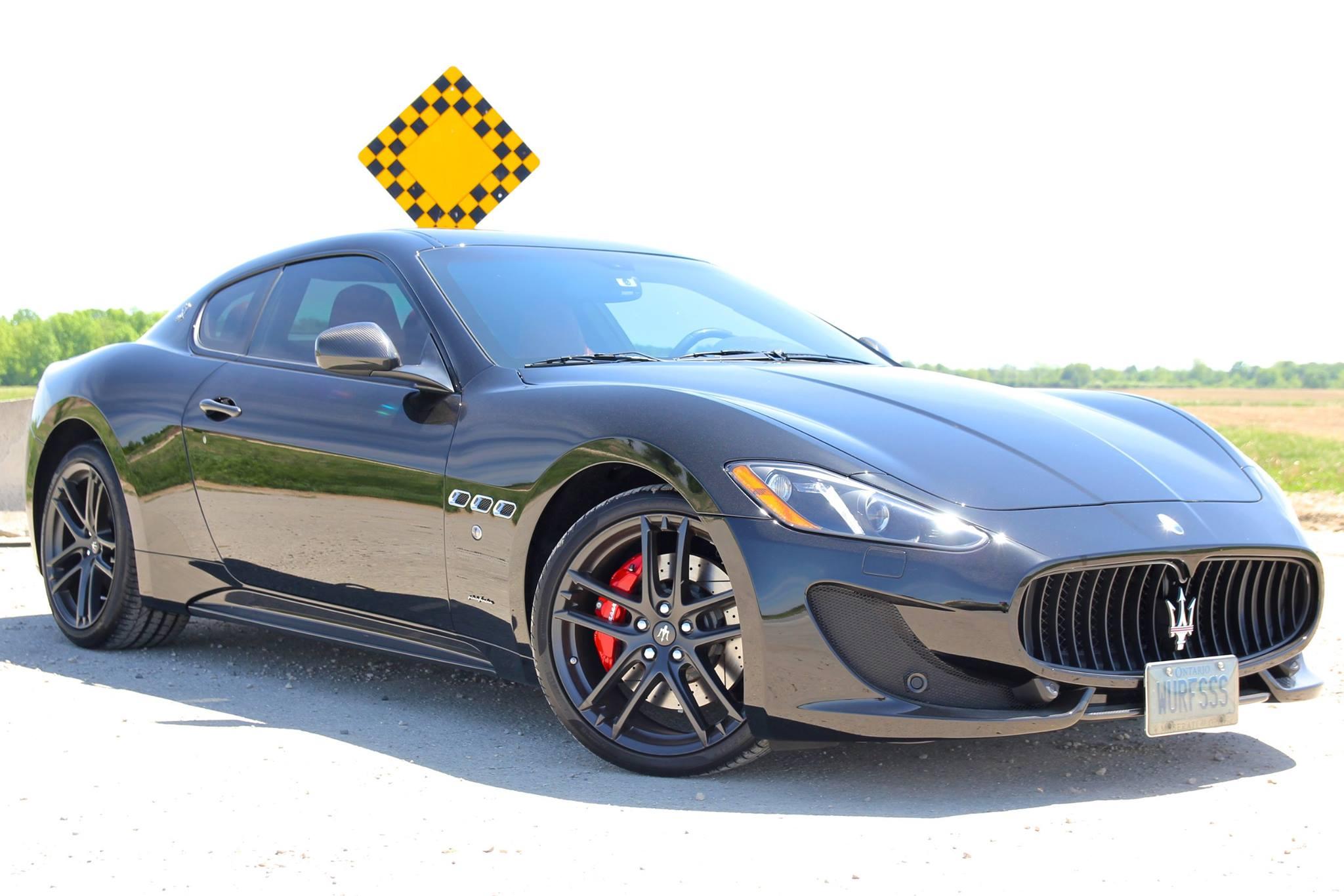 2016 Maserati GranTurismo S | CARBON PACKAGE | 20