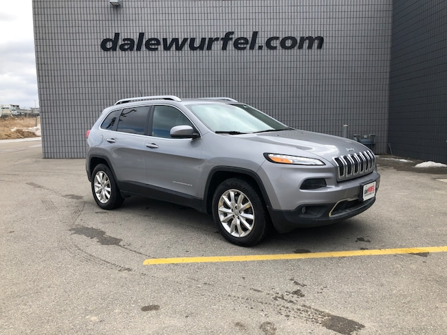 2016 Jeep Cherokee Limited | NAV | HITCH | LEATHER | SUV