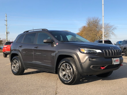 2020 Jeep Cherokee Trailhawk | HTD SEATS | REMOTE START | VUS