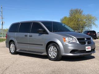2017 Dodge Grand Caravan CVP STOW N GO - As Traded Minivan