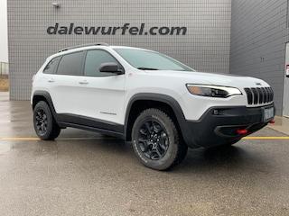 2020 Jeep Cherokee Trailhawk | COMPANY DEMO | SUV