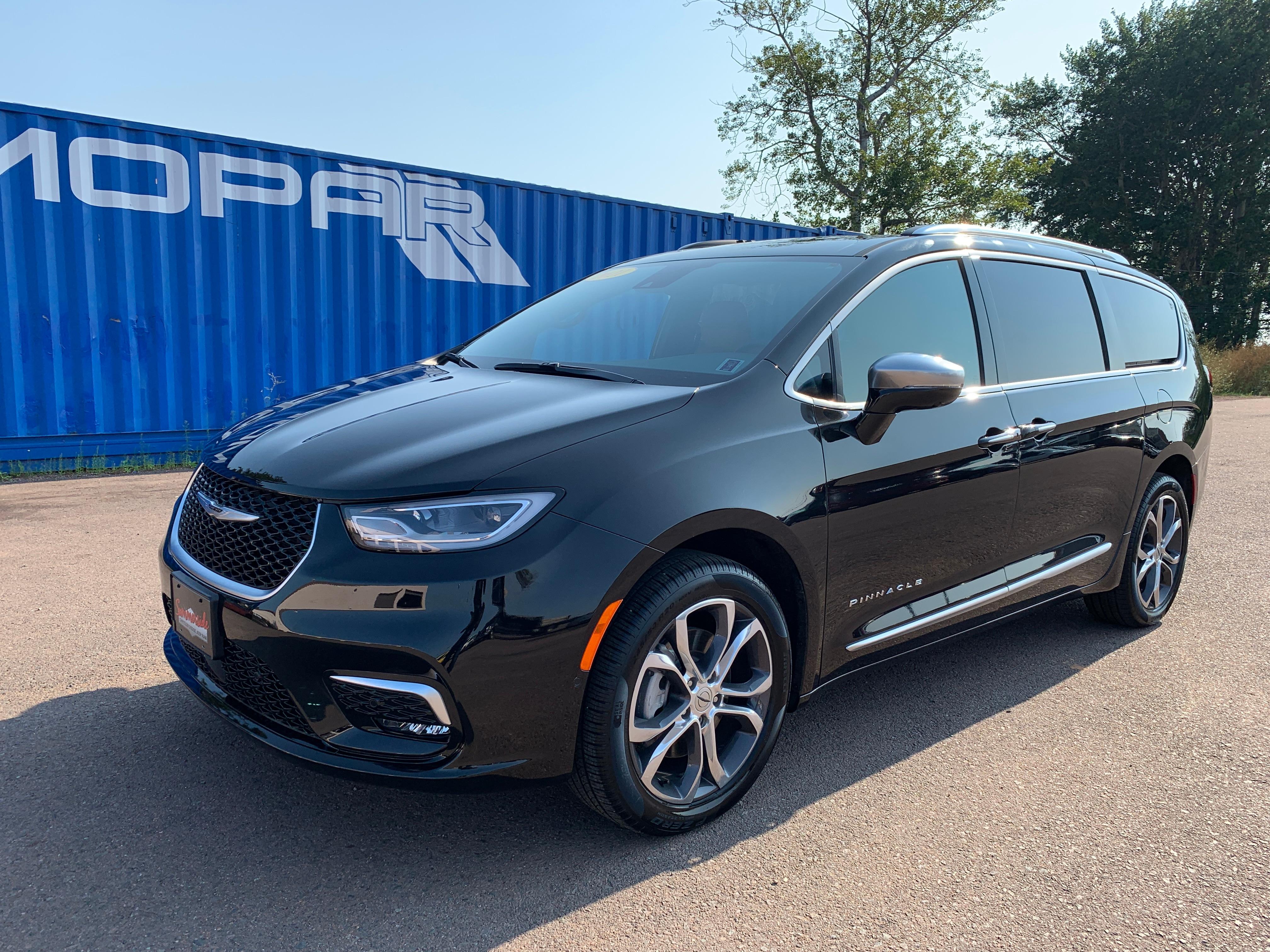 2021 Chrysler Pacifica Minivan/Van