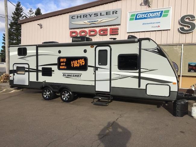 2013 Crossroad Slingshot Camper RV CAMPER