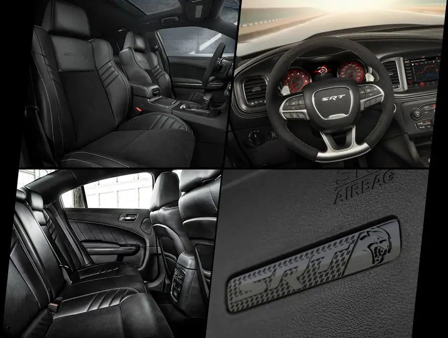 2021 Dodge Charger SRT Hellcat Interior