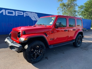2021 Jeep Wrangler Unlimited Sahara Altitude 4x4