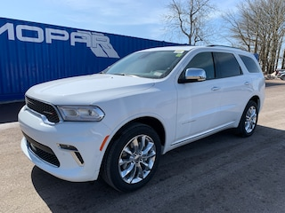 2021 Dodge Durango Citadel All-wheel Drive