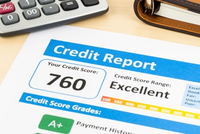 finance credit report for auto loan