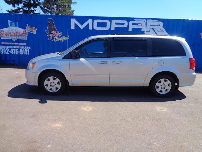 Used 2012 Dodge Grand Caravan Se For Sale Summerside Pe