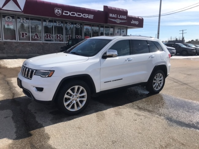 2017 Jeep GR Cherokee Limited LIMITED