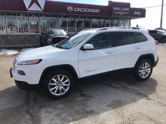 2016 Jeep Cherokee Limited LIMITED