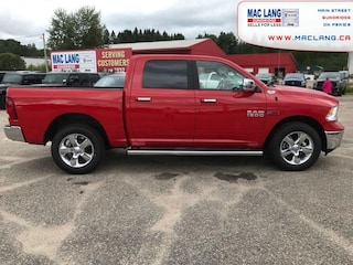 2018 Ram 1500 Big Horn - Uconnect - Trailer Hitch - $282.74 B/W Truck Crew Cab