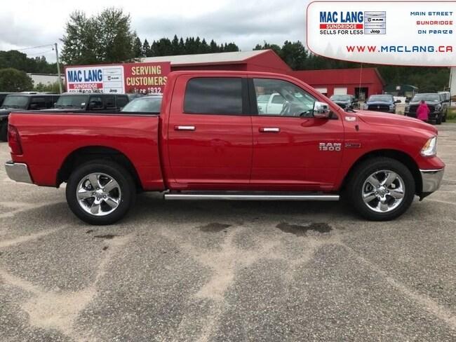 2018 Ram 1500 Big Horn - Uconnect - Trailer Hitch - $267.86 B/W Truck Crew Cab