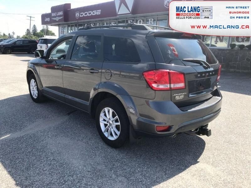 Used 2015 Dodge Journey SXT For Sale | Sundridge ON