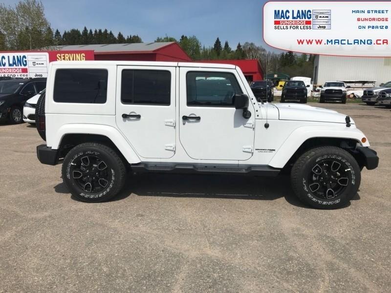 2018 Jeep Wrangler JK Sahara - Navigation - $286.60 B/W SUV