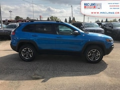 2019 Jeep New Cherokee - Navigation -  Uconnect SUV