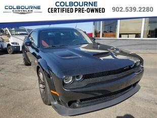 2018 Dodge Challenger SRT Hellcat Coupe