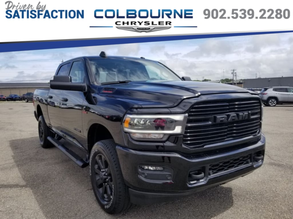2019 Ram New 2500 Big Horn Black Edition Truck Crew Cab