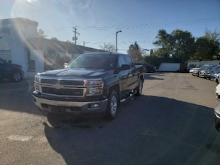 2014 Chevrolet Silverado 1500 LT W/1LT - Trade-in Crew Cab 355HP 8 Cylinder Engine
