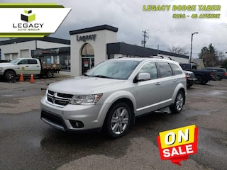 2014 Dodge Journey R/T - Leather Seats -  Bluetooth SUV 283HP V6 Cylinder Engine