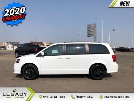 2020 Dodge Grand Caravan GT - Navigation - Leather Seats Van 283HP V6 Cylinder Engine [SER, AT4, MW1, 29N, 4EX, AJ1, RHB, DG2, -X9, NAA, PW7, APA, ERB, *AL, YGE, 3XA, 5N6]