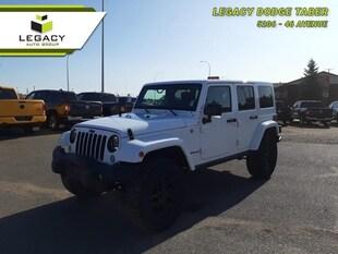2016 Jeep Wrangler Unlimited Sahara - Max Tow Package - $124.18 /Wk SUV 285HP V6 Cylinder Engine [NAS, XBM, RSC, DGJ, MX1, HAB, AHQ, RHB, 4HB, -X9, PW7, APA, ERB, 24X, YGE, DSH, XWX, *H6, 3XA, CHD]