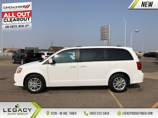 2020 Dodge Grand Caravan Premium Plus Van 283HP V6 Cylinder Engine [AT4, TBT, 4EX, DG2, -X9, NAA, PW7, APA, AA3, ERB, YGE, 29B, 3XA, 5N6, *XL]