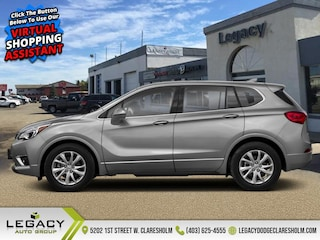 2019 Buick Envision Essence SUV 4 Cylinder Engine