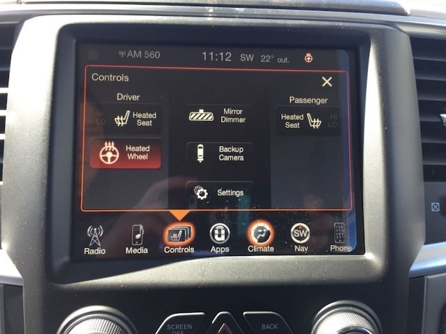 Used 2017 Ram 1500 SLT - Uconnect - $194 04 /Wk For Sale
