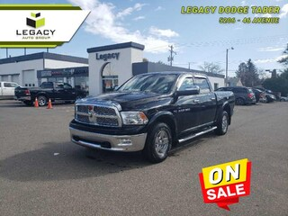 2012 Ram 1500 Laramie - Local - Trade-in - Navigation Crew Cab 390HP 8 Cylinder Engine