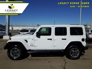 2019 Jeep Wrangler Unlimited Sahara - Leather Seats - $162.63 /Wk SUV 270HP 4 Cylinder Engine [28G, NAS, YGN, ADE, ADH, CWA, -X9, PW7, DFT, DSA, *CL, EC3, 5N6, 4H4, HT3, AEK, 4EX, AJ1, 4HB, APA, GXD, AD6, 525, CHD]