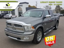 2012 Ram 1500 Laramie Longhorn - Navigation -  Leather Seats Cabine Crew 390HP 8 Cylinder Engine