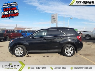 2017 Chevrolet Equinox LT SUV 182HP 4 Cylinder Engine []