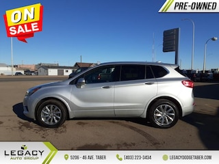 2019 Buick Envision Essence SUV 4 Cylinder Engine []