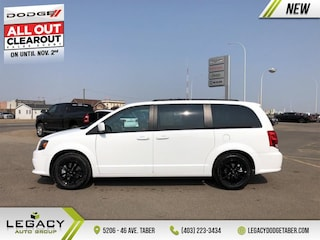 2020 Dodge Grand Caravan R/T - Navigation - Leather Seats Van 283HP V6 Cylinder Engine [SER, AT4, MW1, 29N, 4EX, AJ1, RHB, DG2, -X9, NAA, PW7, APA, ERB, *AL, YGE, 3XA, 5N6]
