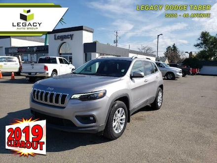 2019 Jeep Cherokee North - Heated Seats SUV 180HP 4 Cylinder Engine [PSC, NAS, ADE, YGS, EDE, DFH, 4EX, -X9, APA, *L5, 2BJ, AFB, 5N6]