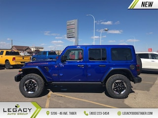 2020 Jeep Wrangler Unlimited Rubicon - Leather Seats SUV 285HP V6 Cylinder Engine [NAS, YGN, AST, ADE, WGR, HT3, AEK, 4EX, AJ1, 4HB, -X9, 25R, 4HC, APA, MM3, GXD, DFT, AD6, *AL, PBM, ERG, 5N6]