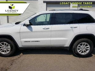 2018 Jeep Grand Cherokee Laredo - $113.92 /Wk SUV 295HP V6 Cylinder Engine [NAS, YGS, 4HB, -X9, 4HC, PW7, APA, DFT, 2BE, ERC, 3XA, *A5]