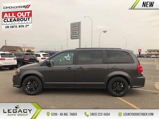 2020 Dodge Grand Caravan R/T - Navigation - Leather Seats Van 283HP V6 Cylinder Engine [SER, AT4, PAU, MW1, 29N, 4EX, AJ1, RHB, DG2, -X9, NAA, APA, ERB, *AL, YGE, 3XA, 5N6]
